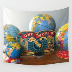 One World Wall Tapestry