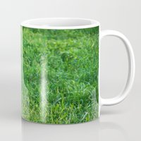 sheep Mugs featuring Sheep by L'Accent Nou by Anastasia Egorova