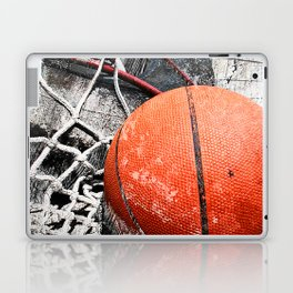 Modern Basketball Art 8 Laptop & iPad Skin