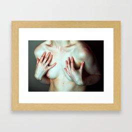 A Curiosity Framed Art Print