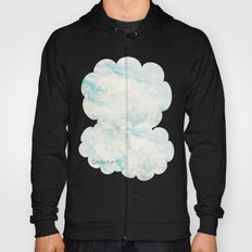 Somewhere | Beautiful Fluffy Clouds  Hoody
