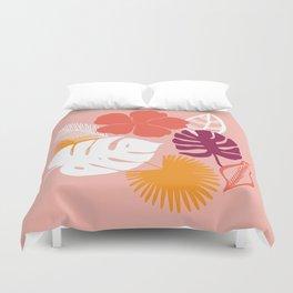 aloha, print Duvet Cover