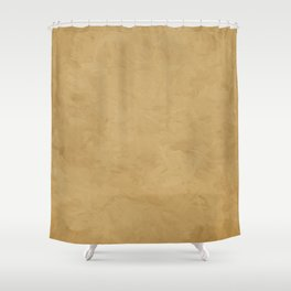 Impressions of Spice Caramel Home Decor Shower Curtain