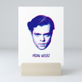 welles Mini Art Print