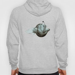 Anglerfish Diceratias bispinosus Hoody