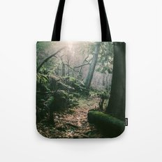 ORCAS ISLAND FOREST Tote Bag