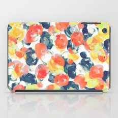Red Yellow And Blue iPad Case