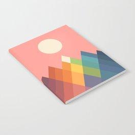Rainbow Peak Notebook