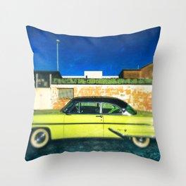 Oldtimer V Throw Pillow