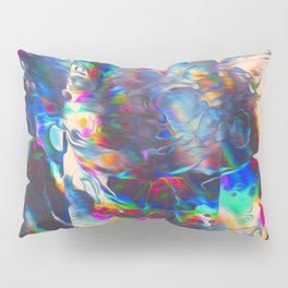 TOUCHING FROM A DISTANCE Pillow Sham