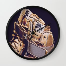 GOAT Sneaker Wall Clock