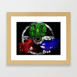 O R A S Framed Art Print