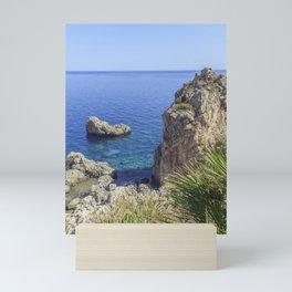 Zarbo de Mare, Sicily Mini Art Print