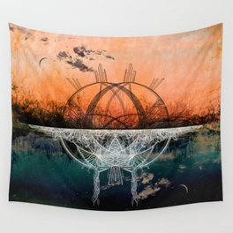 TwoWorldsofDesign: II Wall Tapestry