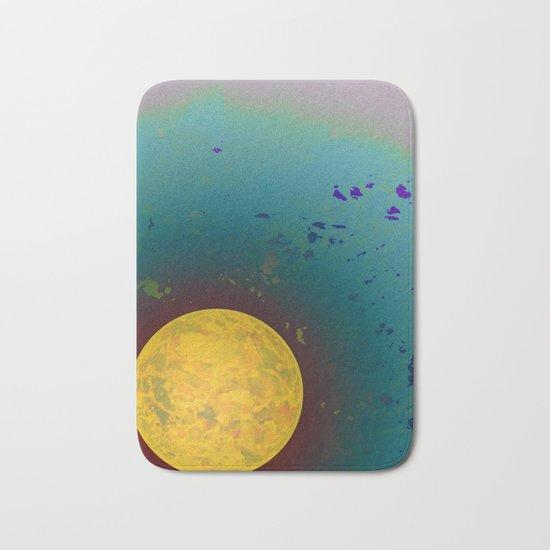 Dust 01 - Post Biological Universe Bath Mat