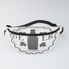Beer style Fashion Modern Design Print! Fanny Pack