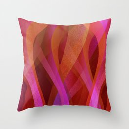 Abstract background G138 Throw Pillow
