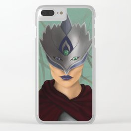 Riva Clear iPhone Case