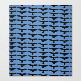 Stereogram Canvas Print