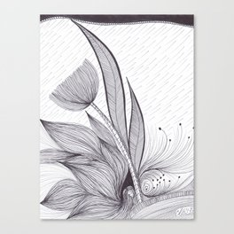 Shelter Me Canvas Print