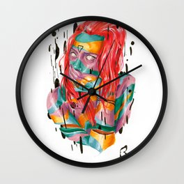 ∆NET∆ Wall Clock