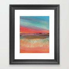 Improvisation 39 Framed Art Print