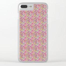 Manic Clear iPhone Case
