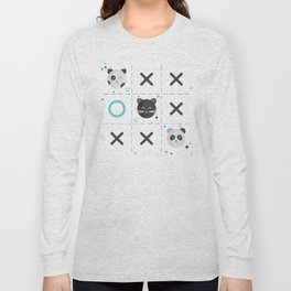 Tic-Tac-Toe Long Sleeve T-shirt
