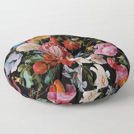 Night Garden XXXVI Floor Pillow