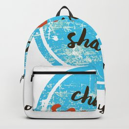 Chuck's Sausage Shack Backpack