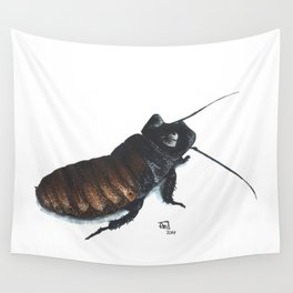 Madagascar Hissing Cockroach Wall Tapestry