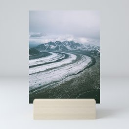 Ruth Glacier Mini Art Print