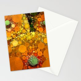 Sunset Poppies Stationery Cards