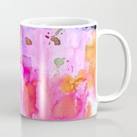 celestial Mugs featuring Celestial by Amy Sia