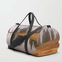 Colorado Fall Colors Panorama Duffle Bag