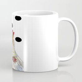 Dots & bow Coffee Mug