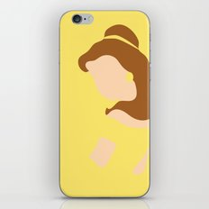 Belle - Beauty - Beauty and the Beast iPhone & iPod Skin