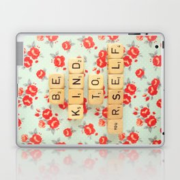 Be Kind To Yourself Laptop & iPad Skin