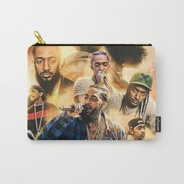 Nipsey Hussle Poster Carry-All Pouch