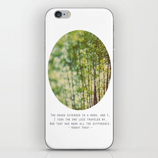 Two Roads iPhone & iPod Skin