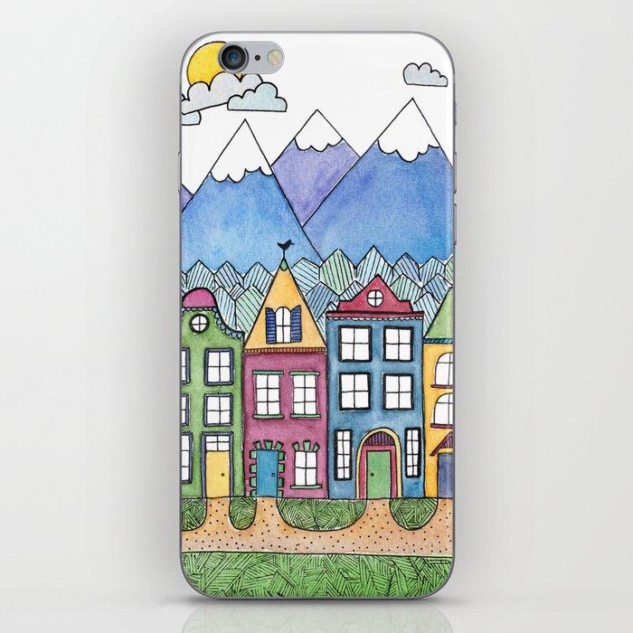 The Village iPhone Skin