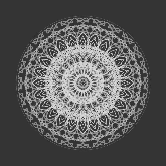 Mandala blast Duvet Cover