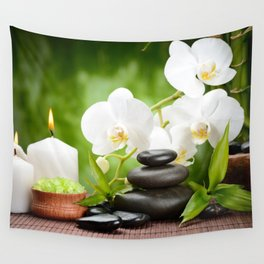 spa Wall Tapestry