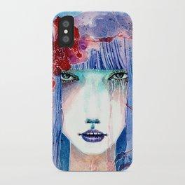 Beautiful Tomie iPhone Case