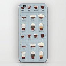 Coffee Lover iPhone & iPod Skin
