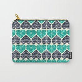 Heart-shaped pattern Carry-All Pouch