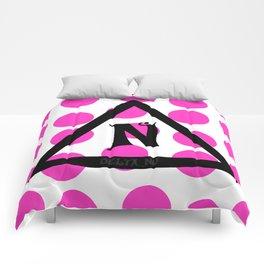 Delta Nu Comforters