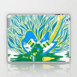 Guitar Explosion Laptop & iPad Skin