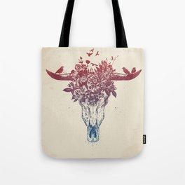 Dead summer Tote Bag