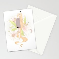 Rapunzel 2 Stationery Cards